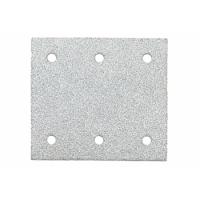 Шлифовальные листы 103 x 115 мм, 6 отверстий, на липучке